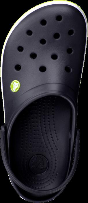 Crocs - Crocband Onyx/Volt Green