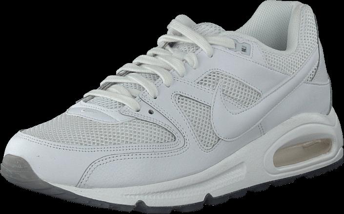 Osta Nike Air Max Command White White valkoiset Kengät Online ... 8ca5cfc741