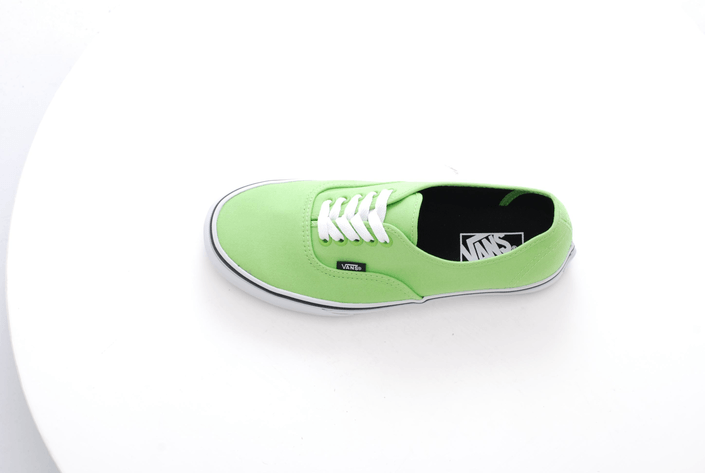 Vans - U Authentic Green Flash/Black