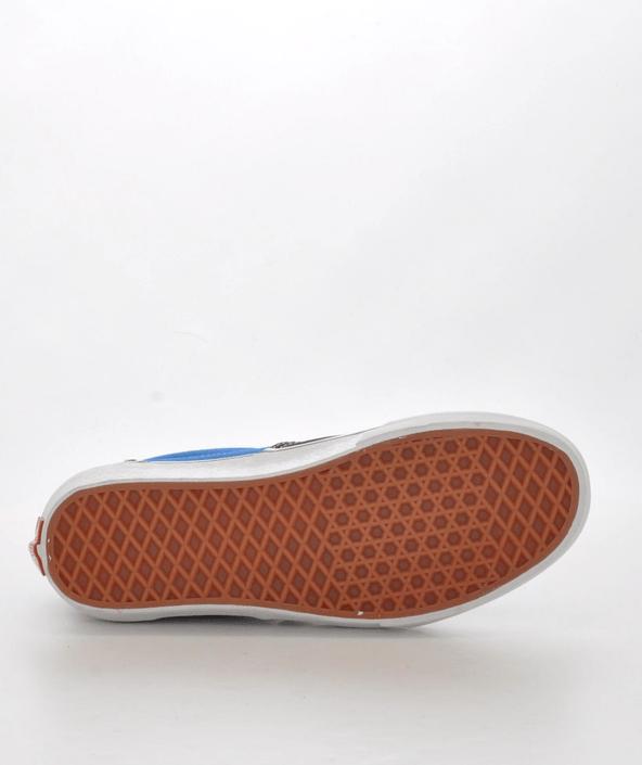 Vans - U ERA 2 Tone Black/Snorkel blue