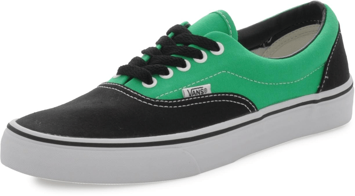Vans - U ERA Black/Bright Green