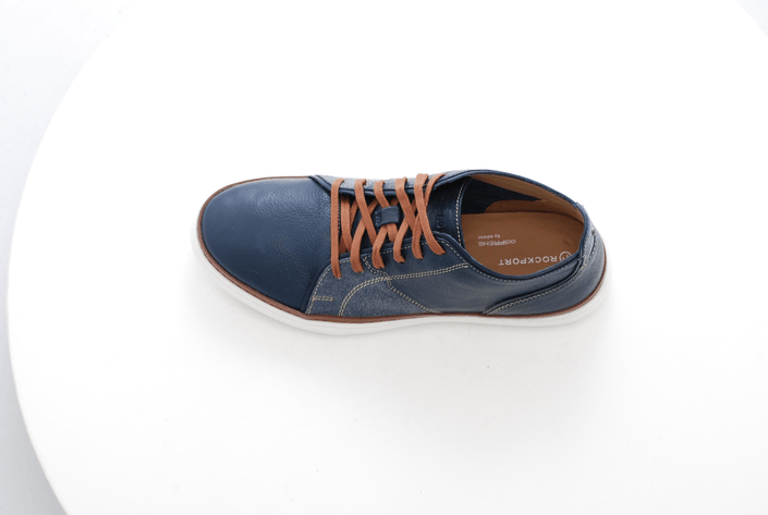 Rockport - Clearview Chukka 2 Dress Blues
