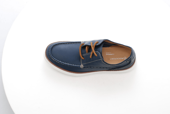 Rockport - Clearview Moc Low 2 Dress Blues