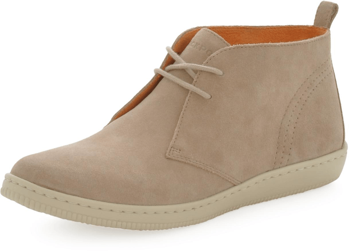 Rockport - Franja Lace Bootie Doeskin