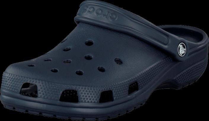 Footway SE - Crocs Crocs Classic Navy, Skor, Sandaler & Tofflor, Foppatofflor, Blå, Unisex, 3 337.00