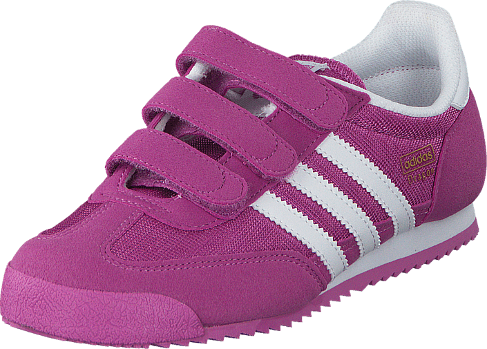 adidas Originals - Dragon Cf C Joy Orchid/Running White/White