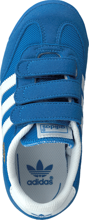adidas Originals Dragon Cf C Bluebird/White