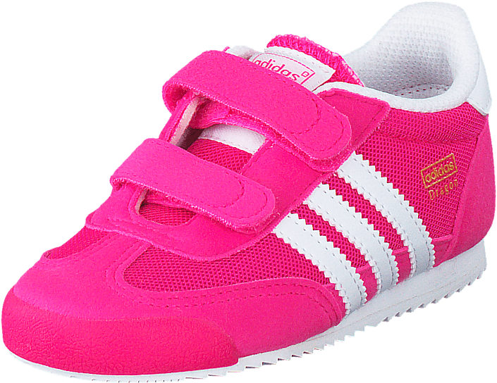adidas Originals - Dragon Cf I Shock Pink S16/Ftwr White
