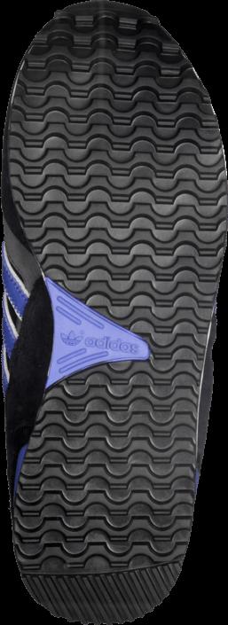 adidas Originals - Zx 750 Core Black/Bluebird/Ftwr White
