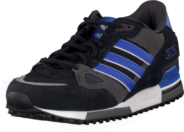 adidas Originals - Zx 750 Core Black/Bluebird/Ftwr White