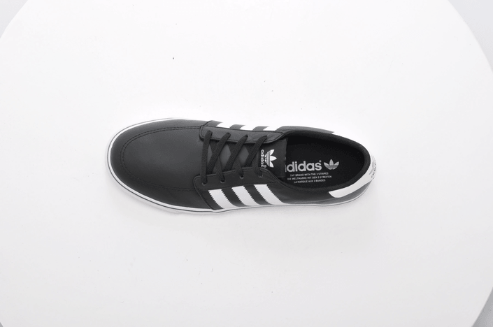 adidas Sport Performance - Court Deck Vulc LO Black/White/Black