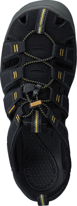 Keen - Clearwater CNX W Black/Yellow