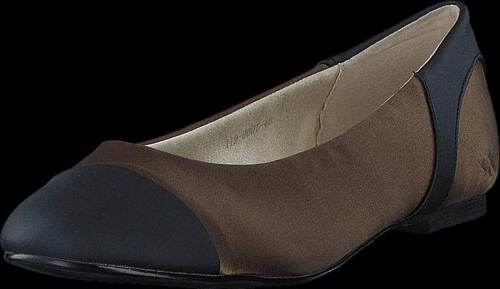 Ballerina Closet - Au Revoir Cognac Bronze