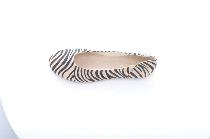 Ballerina Closet - Stripe Out Zebra