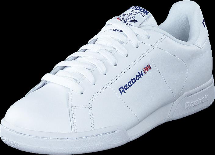 Footway SE - Reebok Classic NPC II White/White, Skor, Sneakers & Sportskor, Låga sneakers, Vi 597.00