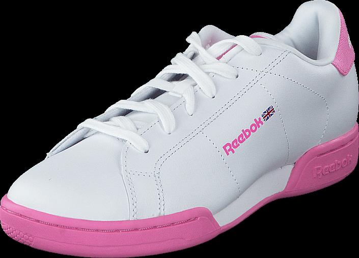 Reebok Classic - Npc II White/Icono Pink/Pop