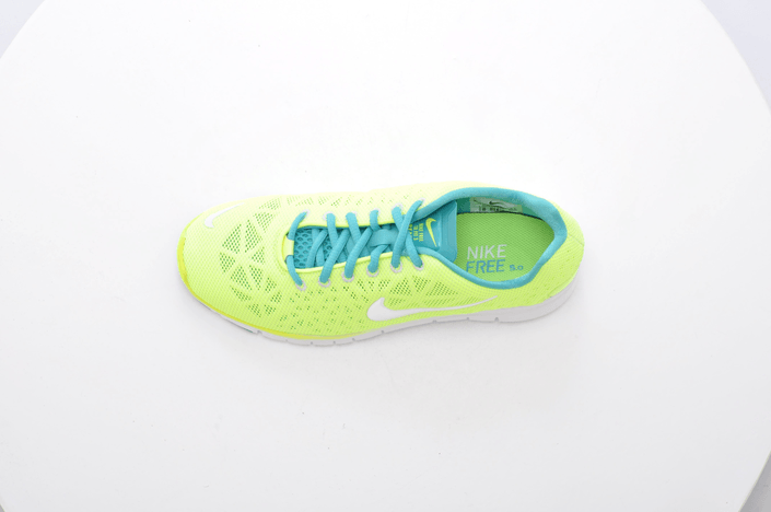 Nike - Wmn Free Tr Fit 3 Breathe Volt- White