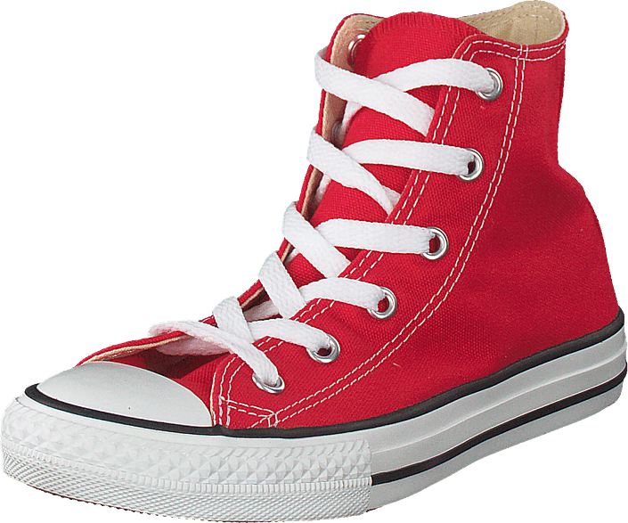 Converse - All Star Kids Hi Red