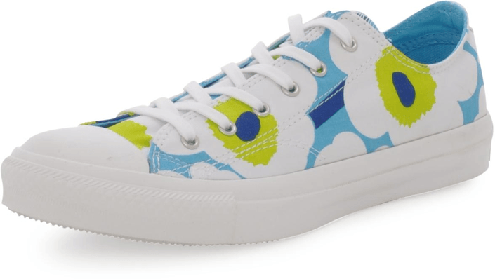 Converse - AS Premium Marimekko Wmns Ox White/Blue/Lime
