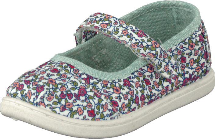 Toms - Mary Jane White Multi