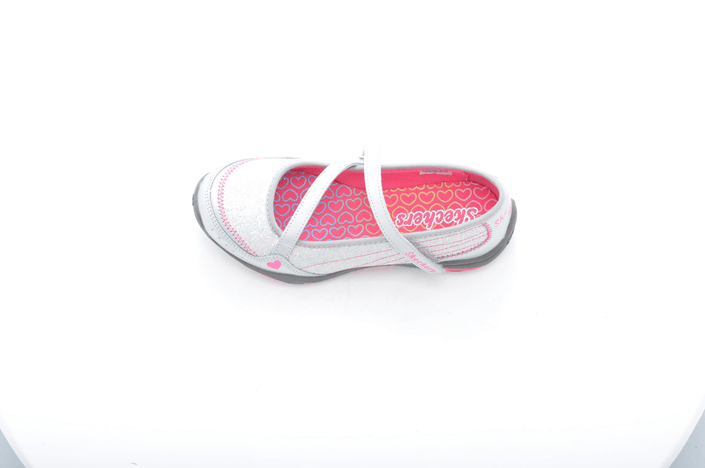 Skechers - Quicksteps - Speedy Sparkler Silver/Hot Pink