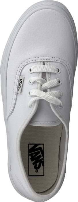 Vans - Authentic (Leather) True White