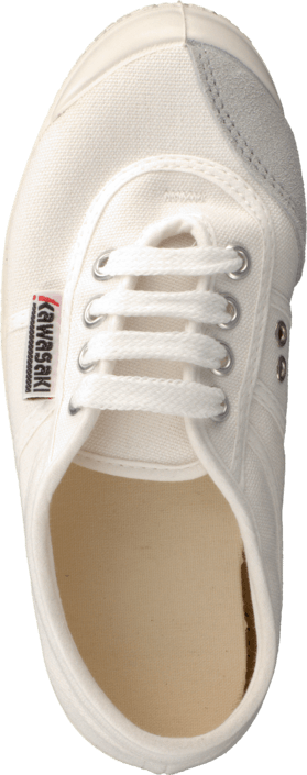 Kawasaki - Kids Basic White