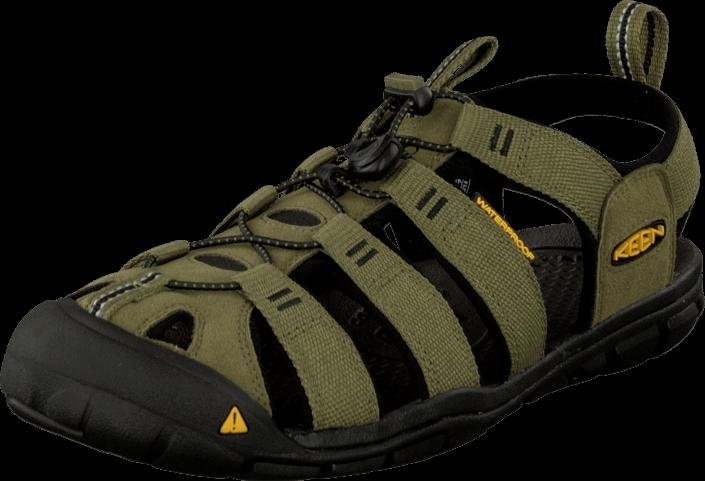 keen-clearwater-cnx-burnt-oliveblack-kengaet-sandaalit-ja-tohvelit-sporttisandaalit-vihreae-miehet-42