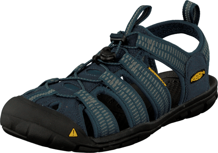 Keen - Clearwater Cnx Midnight Navy/Gargoyle
