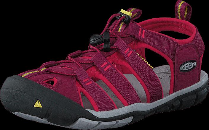keen-clearwater-cnx-anemoneacacia-kengaet-sandaalit-ja-tohvelit-sporttisandaalit-violetti-punainen-naiset-36