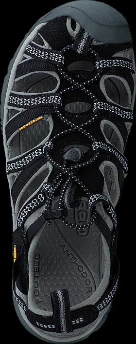 Keen Whisper Black/Neutral Gray