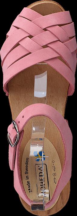 Mohedatoffeln - Betty Nubuck Pale Pink