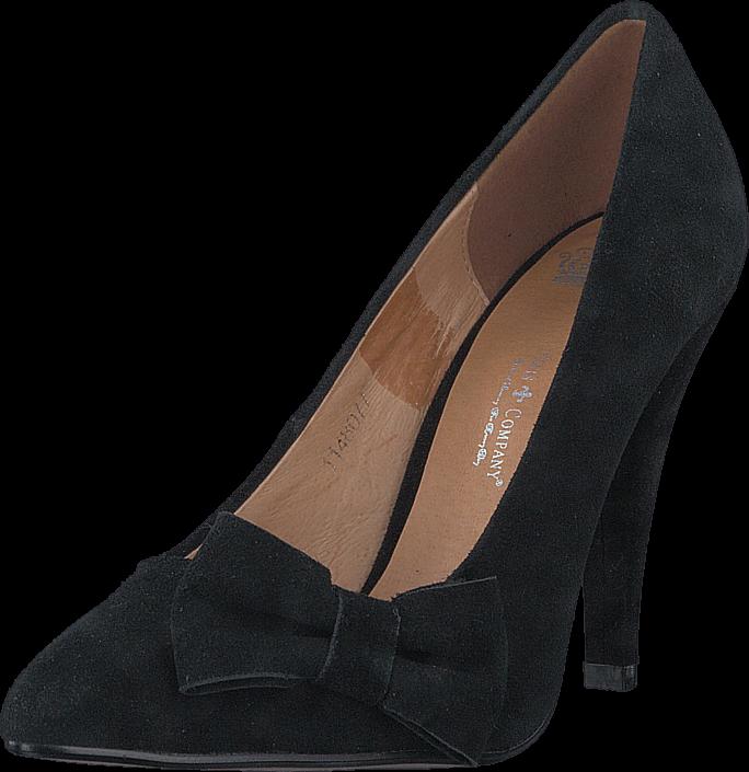 friis-company-albina-kengaet-korkokengaet-korkeakorkoiset-avokkaat-musta-naiset-36