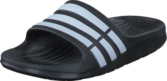adidas Sport Performance - Duramo Slide K Black 1/Running White Ftw/Blac