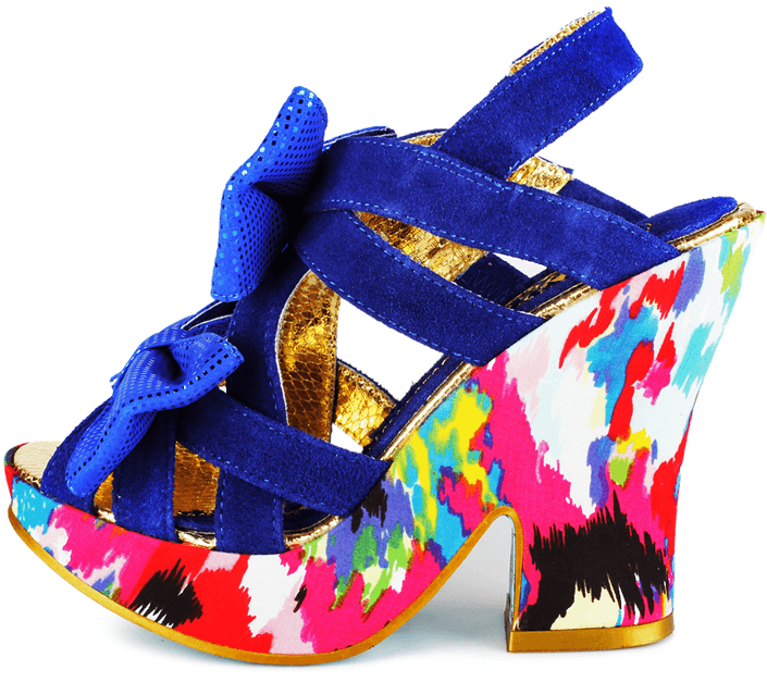 Irregular Choice - Squiggly Diggly