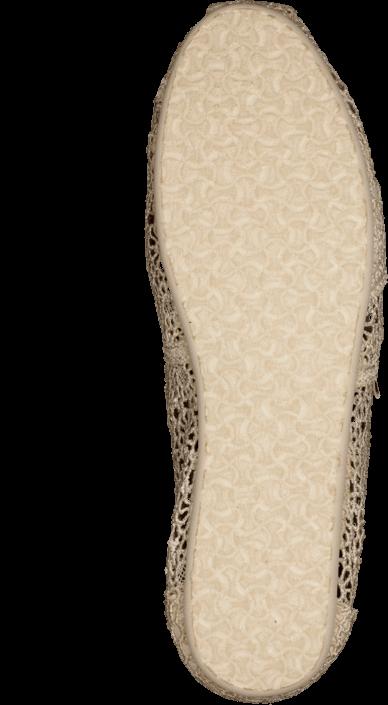 Toms - Seasonal Classic Beige Crochet