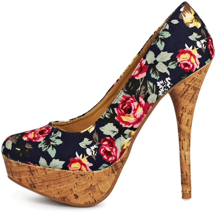 Sugarfree Shoes - Flowery