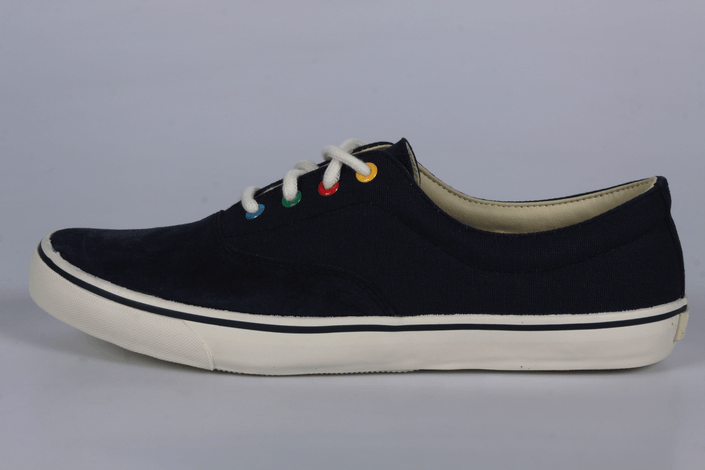 Lyle&Scott - Canvas Suede Oxford