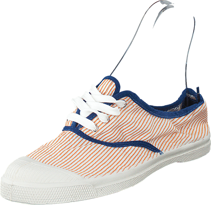 Bensimon - Striped Shoe