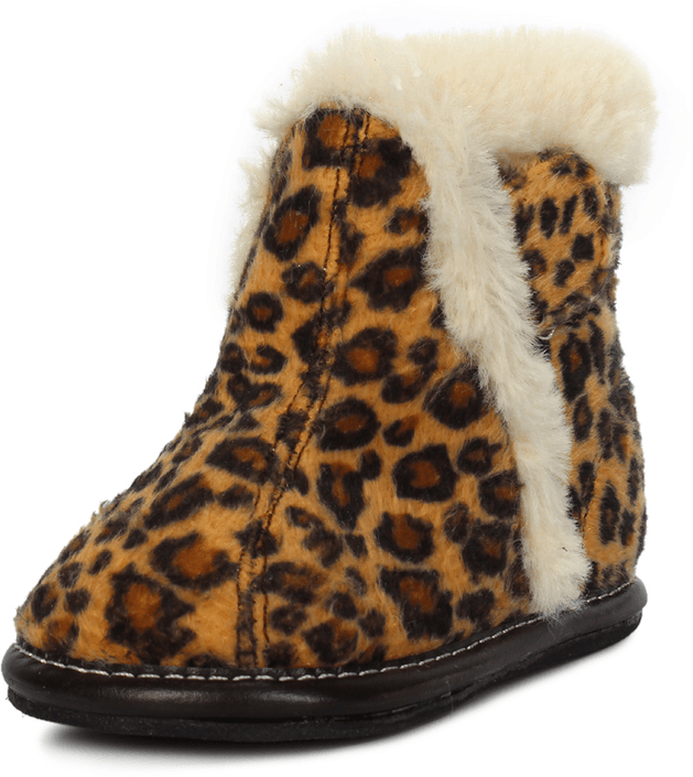 Jack and Lily - Boot Leopard Print