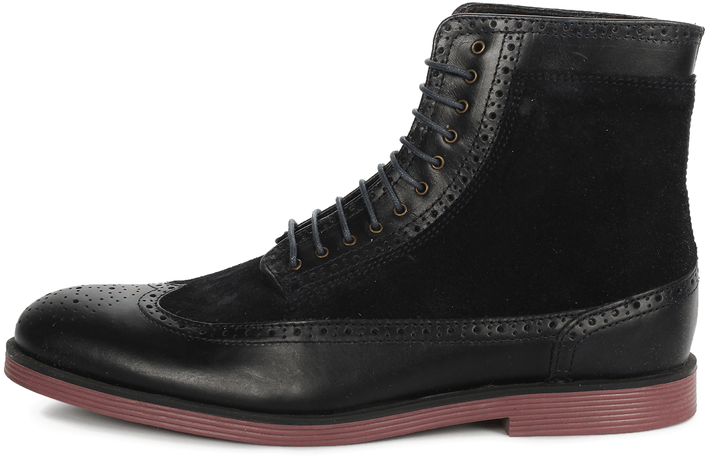 Swear London - Logan 4 Suede Red Sole