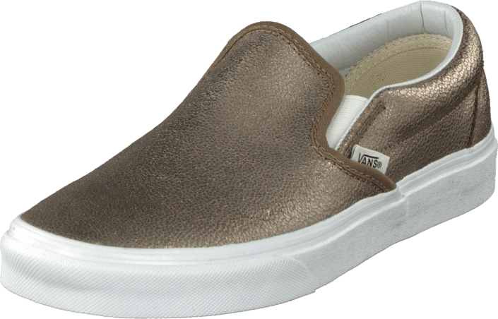 Vans Classic Slip-On (Metallic) Bronze