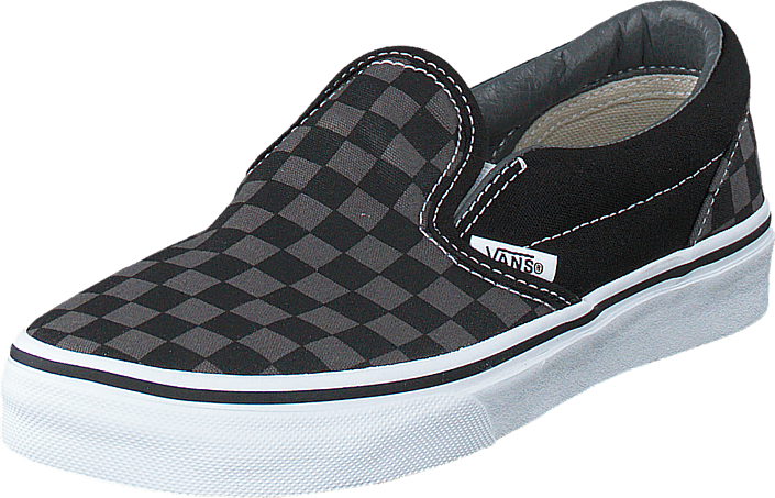 Vans Classic Slip-On (Checkerboard) Blk/Pewter