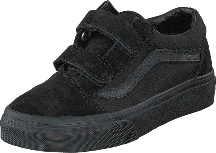 Vans - Old Skool V Blk/Blk