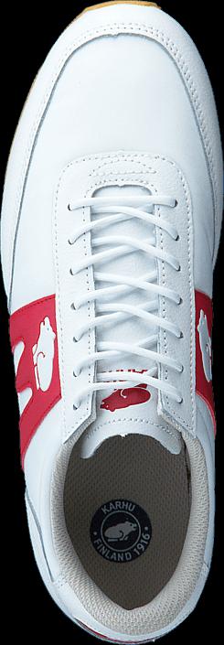 Karhu Albatross White/Red
