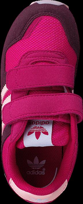 adidas Originals Zx 700 Cf I Bold Pink/Haze Coral S17/Maroo