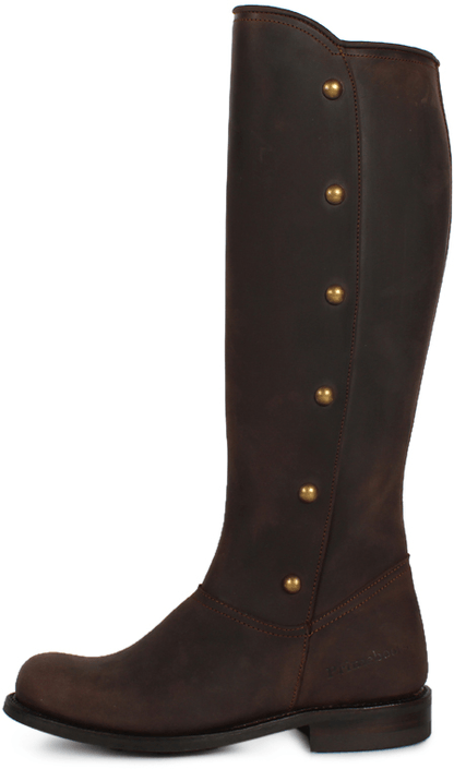 PrimeBoots - PB173 Tocina Button High