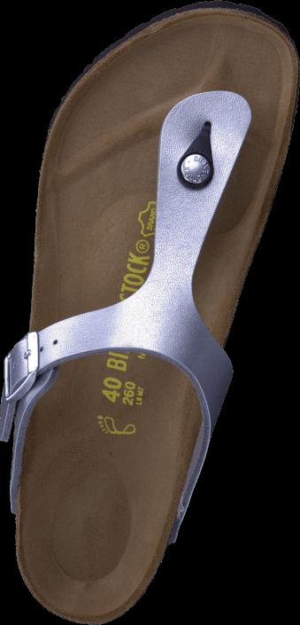 Birkenstock - Gizeh Regular Silver