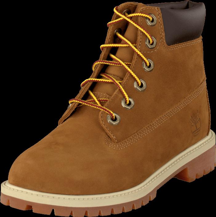 Footway SE - Timberland 6 Inch Premium Rust, Skor, Kängor & Boots, Kängor, Brun, Unisex, 35 1197.00