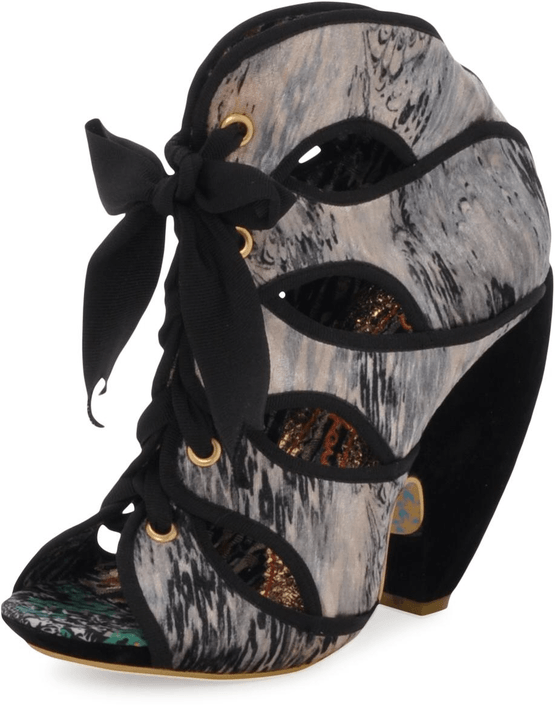 Irregular Choice - Shoulda Woulda Coulda